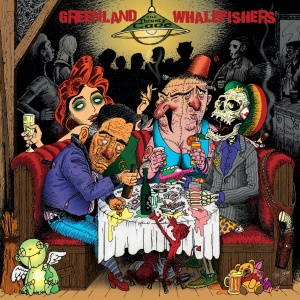 Greenland-Whalefishers - Album Cover