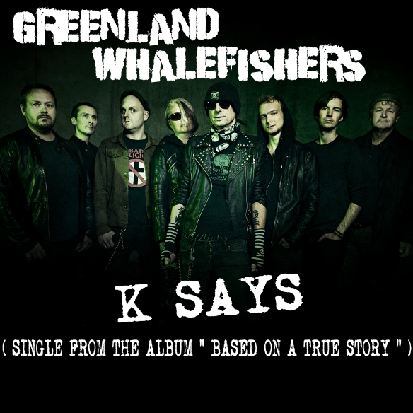 Greenland Whalefishers - K Says Cover